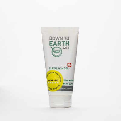 Clear Skin Gel 60nl by DownToEarth