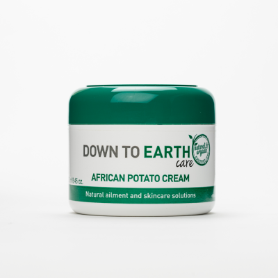 African Potato Cream 125ml