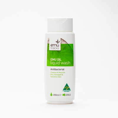 Emu Tracks Emu Oil Liquid Hand & Body Wash