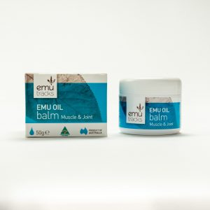 Emu Oil Balm for Pain Relief