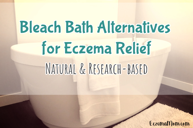 Bleach Bath Alternatives for Eczema Relief
