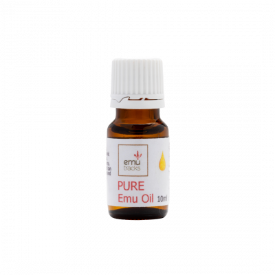 Pure Emu Oil 10ml Pocket Size