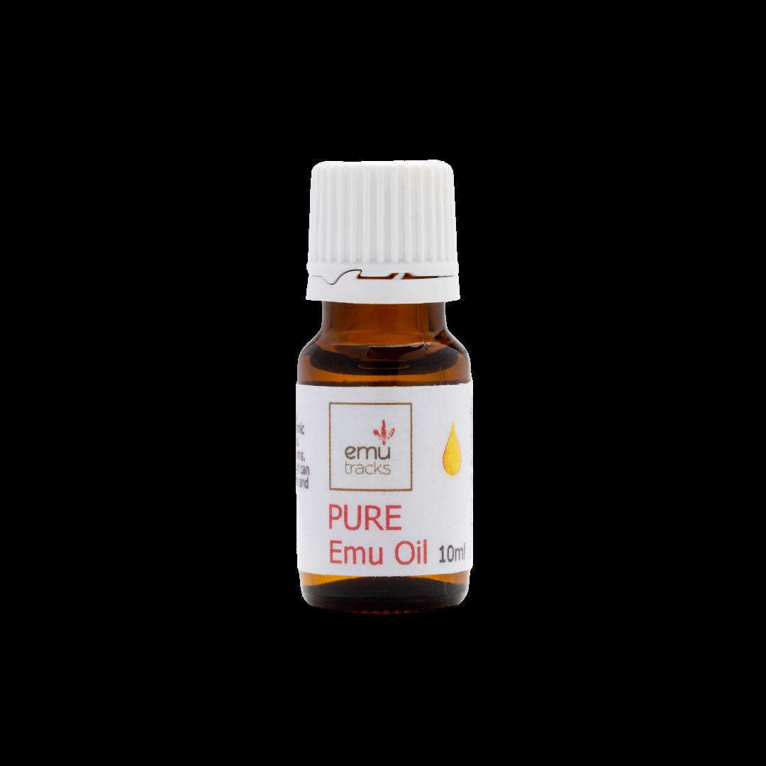 Pure Emu Oil 10ml Pocket Size