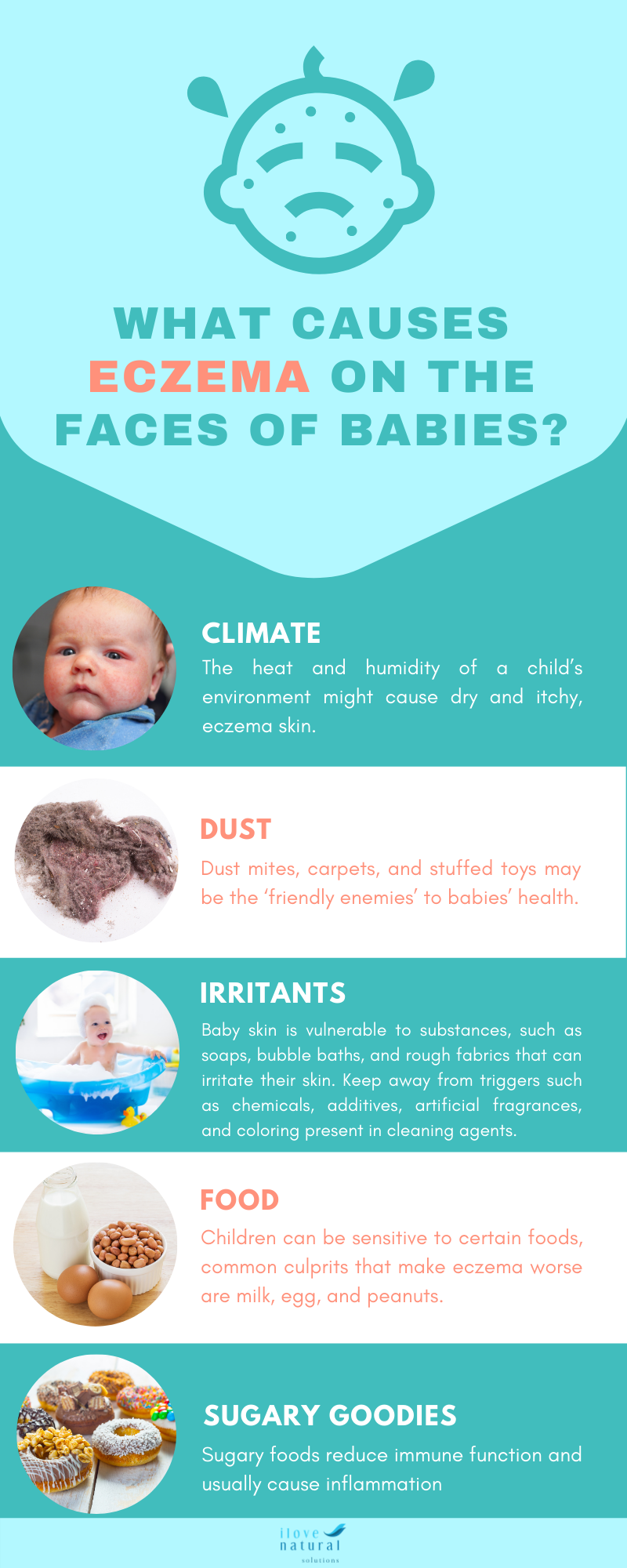 What Causes Eczema on Faces Of Babies | ilovenatural.store